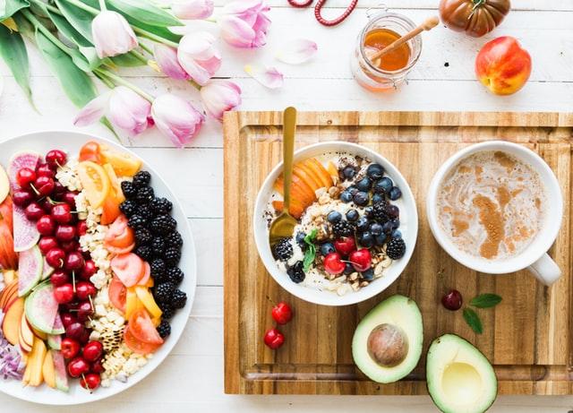 Eten en bewegen, een gouden combinatie