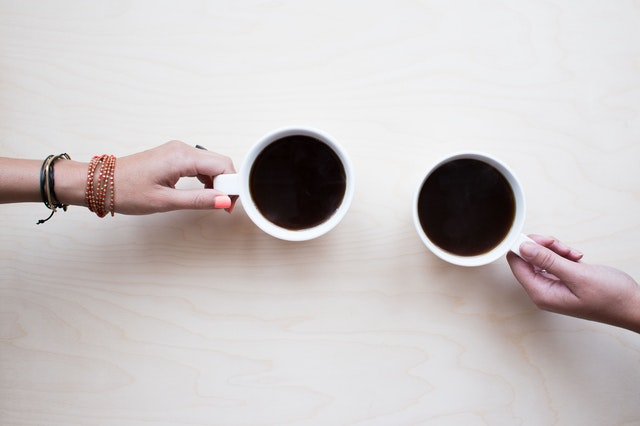 Waarom koffie drinken goed is voor de mens